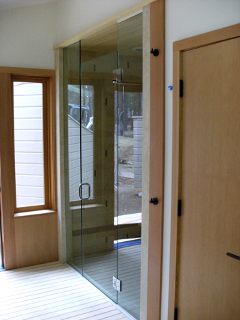 bend oregon glass doors