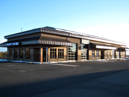 bend oregon commercial glass windows