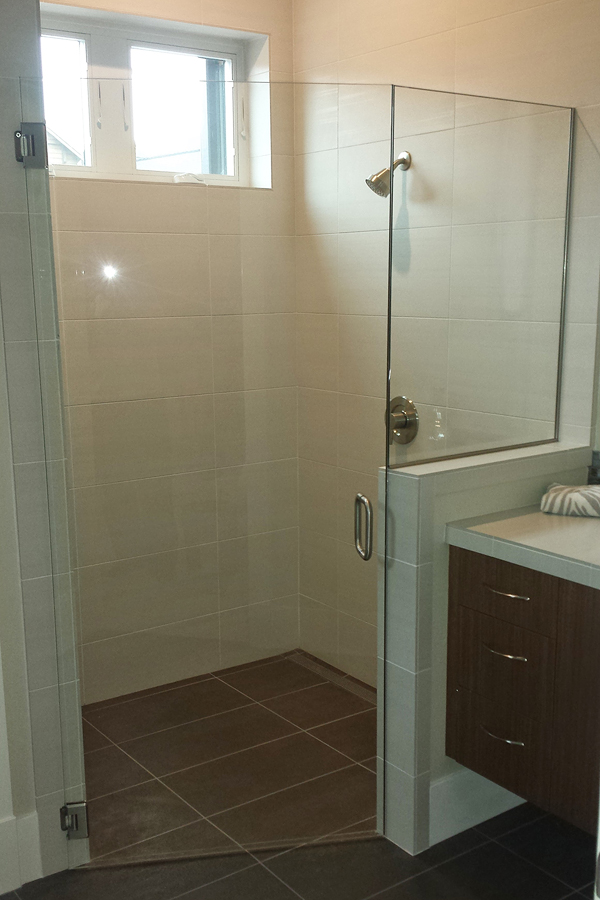 Residential Shower Glass Business Bend