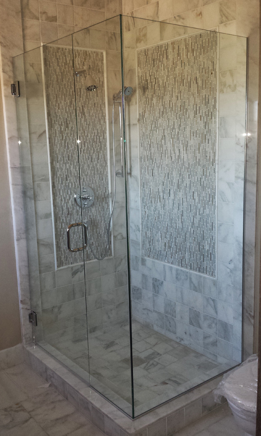 bend oregon glass shower door business