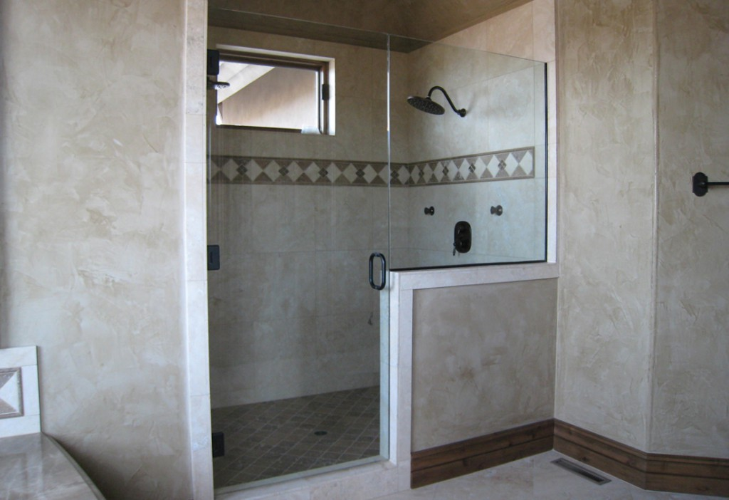 bend oregon glass shower doors